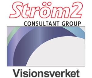 Ström2 and Visionsverket strategic collaboration
